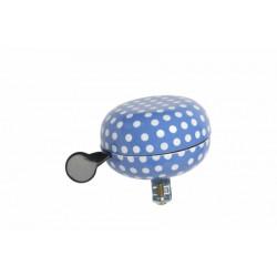 BEL DING DONG 80 mm Polka River blue(600.399)***