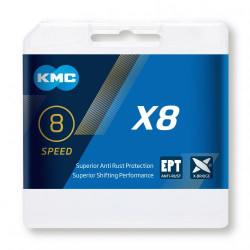 KETTING KMC X8 EPT 114L  + LINK 7.1mm BOX