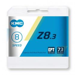 KETTING KMC Z8 RB 116L + LINK 7.1mm BOX