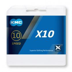 KETTING KMC X10 GREY 114L + LINK BOX