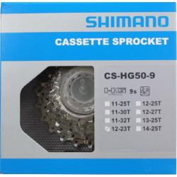 CASSETTE SHIMANO 9V CS-HG50 SORIA 12-25T