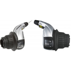 GRIP SHIFT REVO 7V SET L+R SHIMANO RS47
