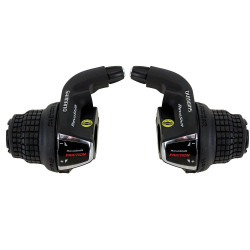 GRIP SHIFT REVO 6V SET L+R SHIMANO RS35