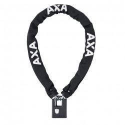 AXA KETTING CLINCH+ 85 cm - 6mm ZWART SOFT