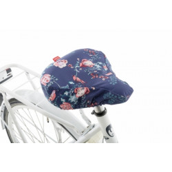 "FIETSTAS NEW LOOXS ZADELOVERTREK ""L"" Ella blue (145.238)***"