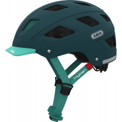 ABUS HELM HYBAN CORE green LARGE 58-63CM