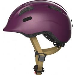 ABUS KINDERHELM SMILEY 2.0 Royal purple- SMAL
