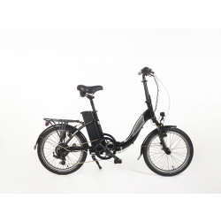 VOUWFIETS SWYFF Minimax 7SP - 468Wh -13Ah - Onyx Black