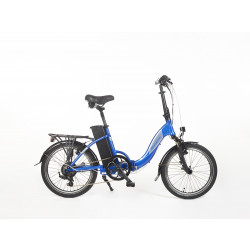 VOUWFIETS SWYFF Minimax 7SP - 468Wh -13Ah - Ocean Blue