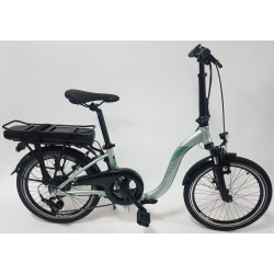 VOUWFIETS SWYFF LAGE INSTAP 7SP - 500Wh -14Ah - GREY