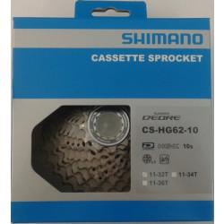 CASSETTE SHIMANO 10V CS-HG500/11-32T