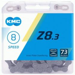 KETTING KMC Z8.3 GREY (Z51) - 116L + LINK CL571R vrac/25st.