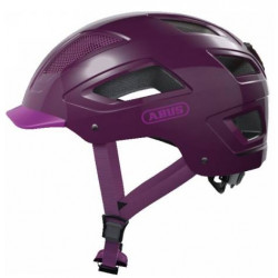 ABUS HELM HYBAN 2.0 CORE purple MEDIUM