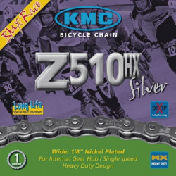 KETTING KMC Z1eHX wide SILVER 112L+ LINK BOX