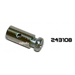 SCHROEFNIPPEL 7x9 (25) - 243106