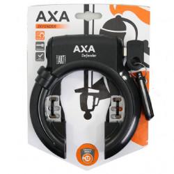 AXA RINGSLOT DEFENDER RL (ZW/ZW) op kaart