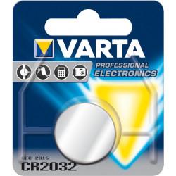 BATTERIJ VARTA CR 2032