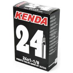 KENDA BINNENBAND RACE 24X1 (23-540) FV - MINIRACER
