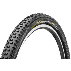 BUITENBAND CONTINENTAL MTB MOUNTAIN KING - 26x2.3 zwart