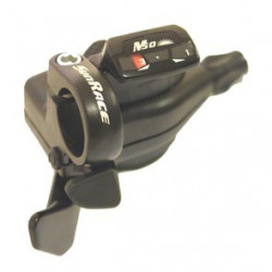 SHIFTER SUNRACE DUAL LEVER LINK M50 3-SPEED + KABEL