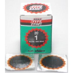 TIP - TOP NR.1 REPARATIE STUKKEN DIA. 35mm