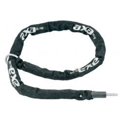 AXA PLUG-IN KETTING RLC 140 CM/HOES ZWART DEFENDER