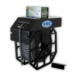 KETTING KMC Z8.3  GREY + 40 LINK OP ROL 50M